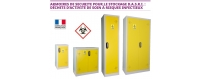 ARMOIRE DE SECURITE POUR DASRI (déchets médicaux à risques infectieux)