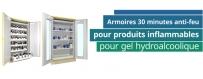 ARMOIRES ANTI-FEU 30 mn - Norme EN 14470-1