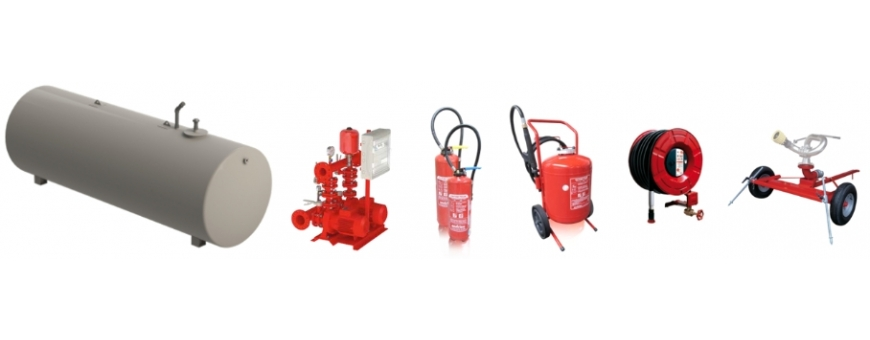 INGESHOP : Accessoires et matériels pour le lutte incendie